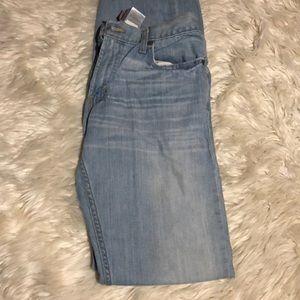 Mens boot cut jeans